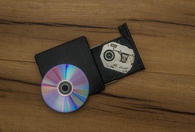 DVD プレイヤー